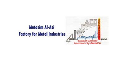 Mutasim Al-Asi Factory for Metal Industries